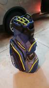 Titleist Deluxe Cart bag St James Victoria Park Area Preview