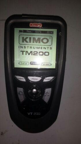 Kimo VT200 Thermo-Anemometer