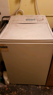 Fisher & Paykel 6.5kg Excellence Top Loader Washing Machine