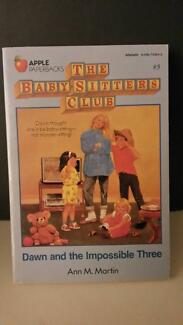 Girls Novels - The Baby-Sitters Club