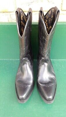 Western- Stiefel  echte Kentucky`s/ schwarz Gr. - Schwarze Western Stiefel