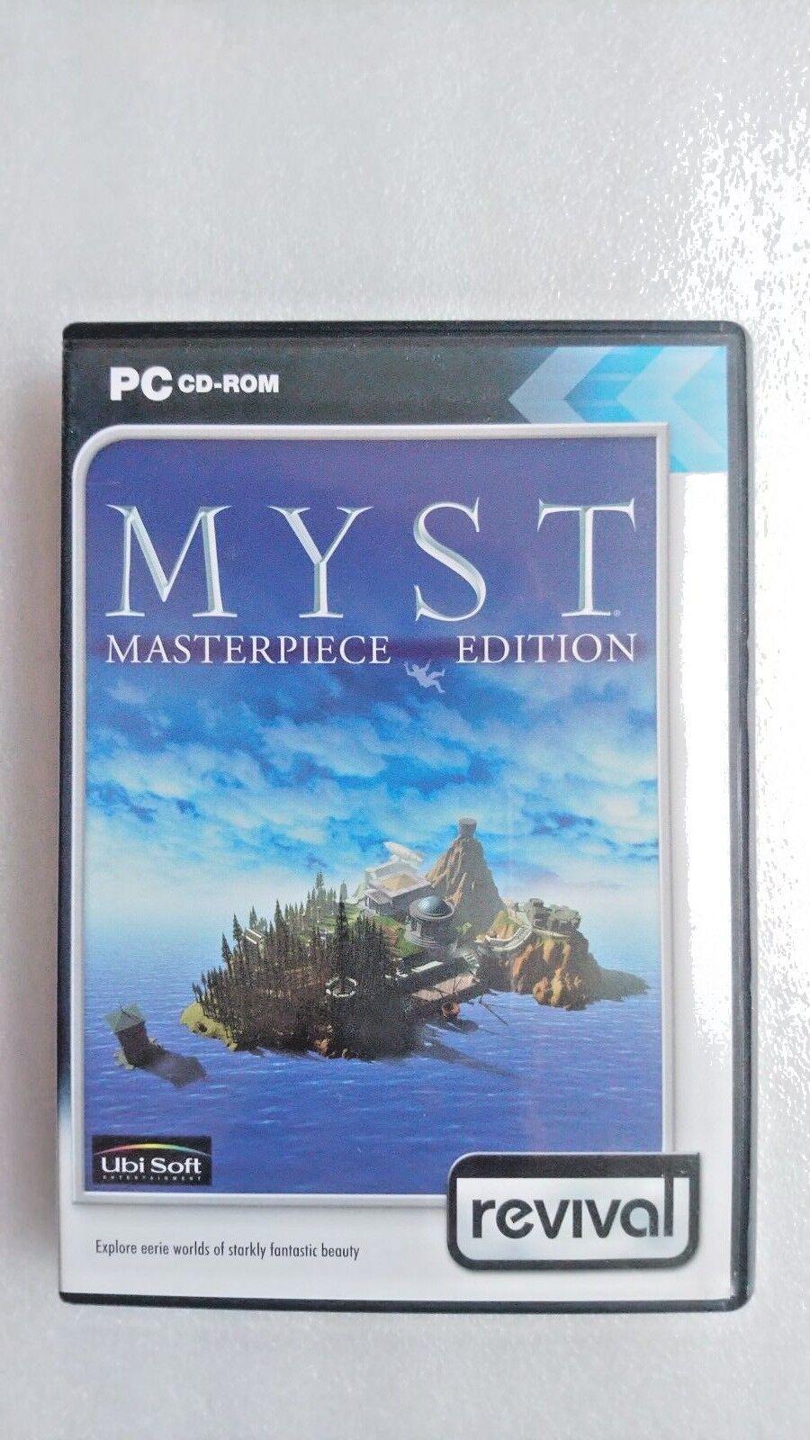 Myst: Masterpiece Edition (PC: Windows, 2003)