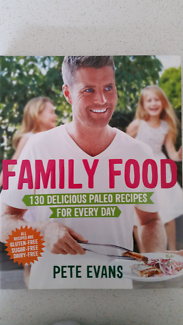 Pete evans cookbook other books gumtree australia wanneroo area family food recipe book by pete evans forumfinder
