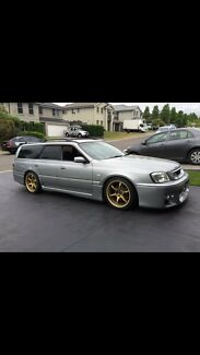 Nissan Stagea 260RS 1999