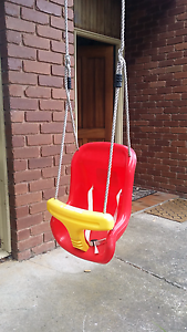 Baby Toddler Plastic Garden Swing Seat Macleod Banyule Area Preview