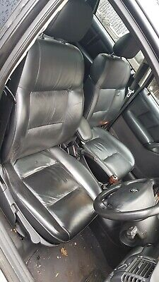 Vauxhall Vectra B heated Leather seats