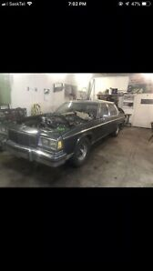 Ls swapped 1982 Buick park ave project
