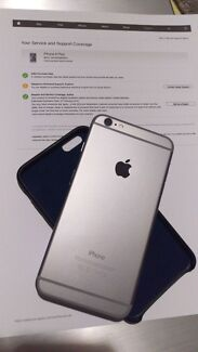 Apple iPhone 6plus 64GB with leather case Melbourne CBD Melbourne City Preview