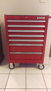 Sidchrome 7 drawer tool trolley Bayview Heights Cairns City Preview