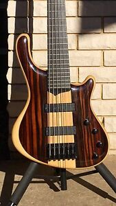 Mayones Prestige 6 string bass Padstow Bankstown Area Preview