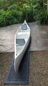 2 person 17ft canoe. Great condition