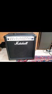 Marshall MG50CFX guitar combo amp