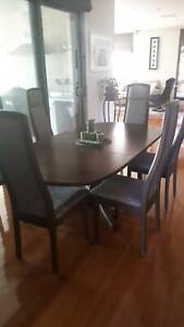 Dining Chairs (6) Mawson Woden Valley Preview