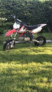 Motocross rfz 140cc