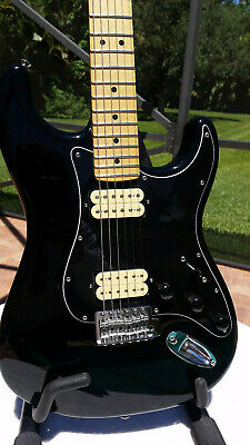 Fender Stratocaster Guitar - Custom - Iron Maiden - Dave Murray