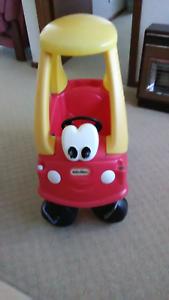 Cozy Coupe children's car
