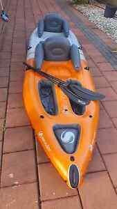 Sevylor inflatable kayak 2person Farrar Palmerston Area Preview