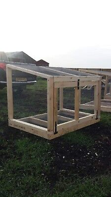 AVIARY/PIGEON LOFT WEATHER CAGES/ADD ONS/RELEASE CAGE