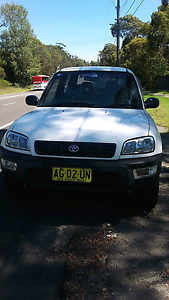 Toyota Rav4, 3 door 4x4 , manual Hornsby Hornsby Area Preview