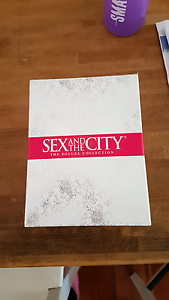 Sex and the city deluxe edition Duncraig Joondalup Area Preview