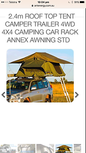 Roof top tent Ivanhoe East Banyule Area Preview