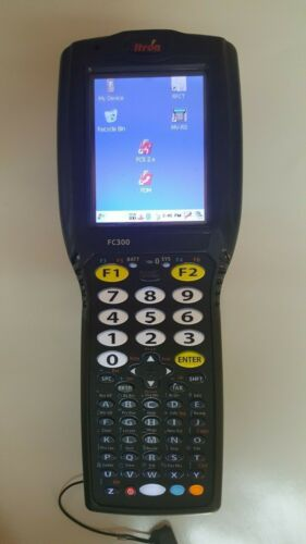 Itron FC300 Handheld Meter Readers W/Battery, No cradle/ charger.