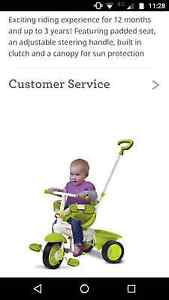 Fisher price trike 12to36,months Rostrevor Campbelltown Area Preview