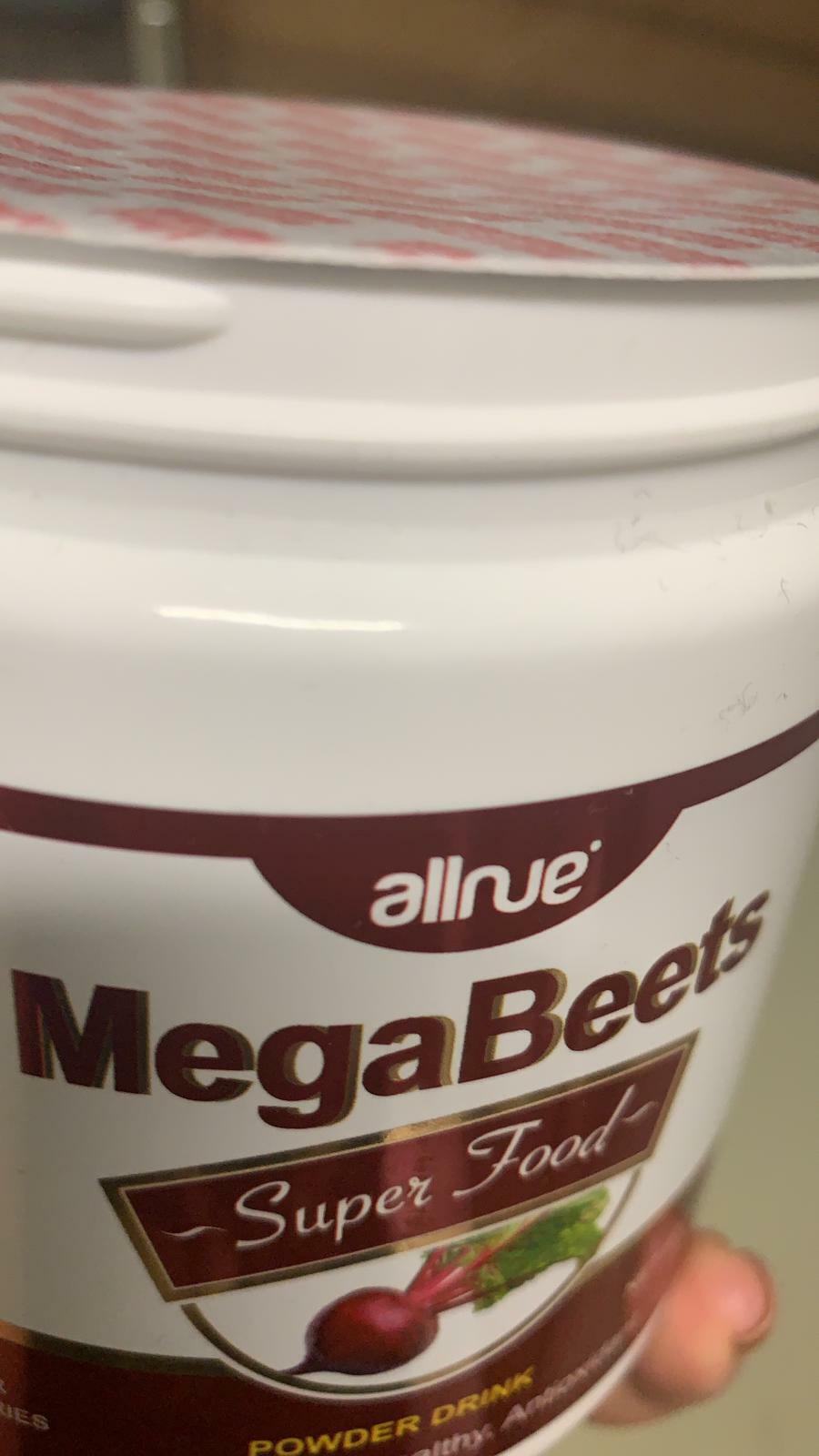 Super mega Beets Circulation Superfood  Ships FREE SAME DAY HumanN organic  4