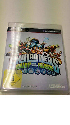 PS3 Skylanders Swap Force Spiel  for sale  Shipping to Nigeria