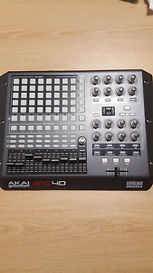 Akai APC40 Ableton Controller DJ mixer Lyneham North Canberra Preview