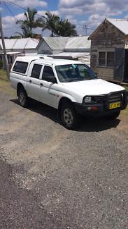 2000 mitsubishi triton 4×4 manual v6 petrol