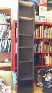 6 shelf tall bookcase Ashfield Ashfield Area Preview