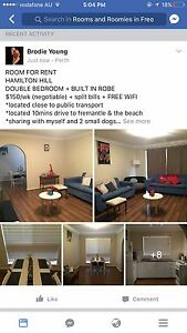 RENT NEGOTIABLE!!!!! $150/wk Hamilton Hill Cockburn Area Preview