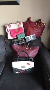 Assortment of designer Purse - individually priced or lot sale
