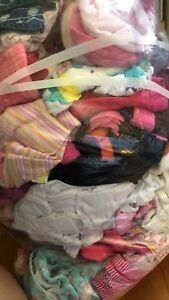 Giant bag of Girl's clothes NB-24m $50 OBO