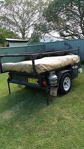 Oztrail camper 6 camper trailer East Corrimal Wollongong Area Preview