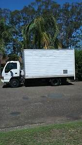 2003 Isuzu NPR293 Pantech Truck Taree Greater Taree Area Preview