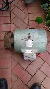 Electric motor 7.5 hp Unley Park Unley Area Preview