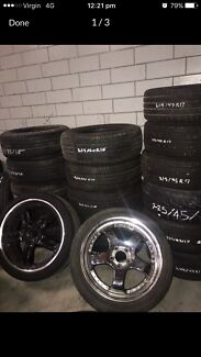 CHEAP USED AND NEW TYRE