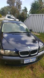 2003 e46 320 163kms auto 6cylinder December rego