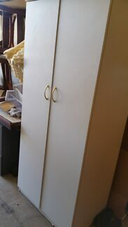 White wardrobe on sale cheap  Liverpool Liverpool Area Preview