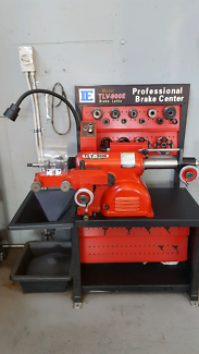 Professional brake lathe