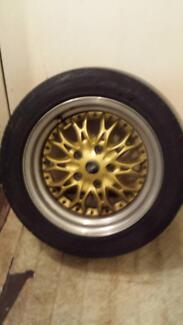 ROH 3 Piece chicane 16 inch wheels suit holden, BMW.