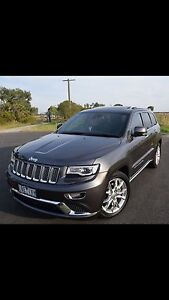 Jeep Grand Cherokee Summit my14 Chadstone Monash Area Preview