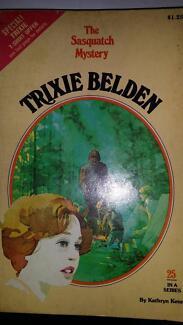 Trixie Belden books