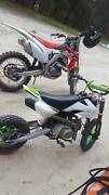 125 cc small wheel pbsr dirt bike Morayfield Caboolture Area Preview