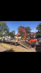 Excavator dry hire. Sydney wide