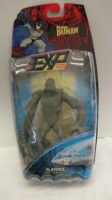 The Batman EXP CLAYFACE Figure by Mattel