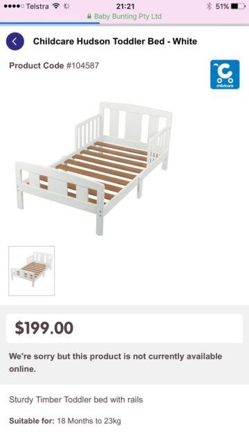 Toddler Bed Mattress