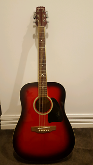 Great Acoustic Guitar + extras